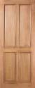 VR1 Oak Door