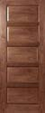 HP3 Walnut Door