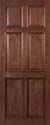 VR8 Walnut Door