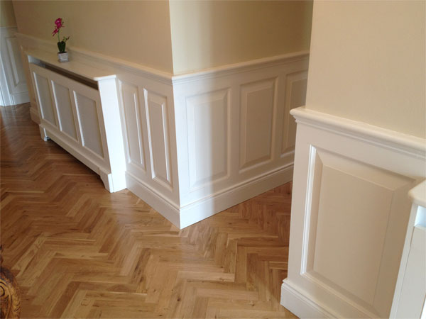 Raised Wall Panelling Featured Image
